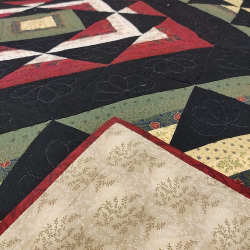 Amish Country Quilt - Queen - Family Farm Handcrafts