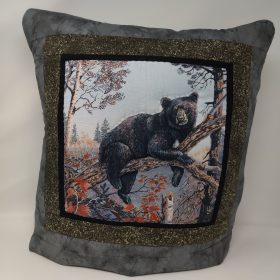 Bear Quillow - Family Farm Handcrafts