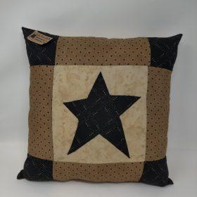 Primitive Star Pillow - Family Farm Handcrafts