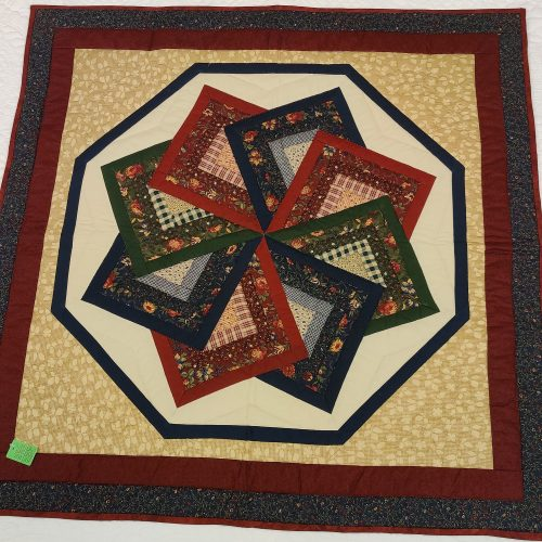 Spin Star Wall Hanging- Family Farm Handcrafts