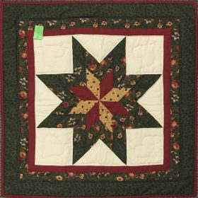 Lone Star Wall Hanging-Family Farm Handcrafts