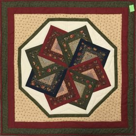 Spin Star Wall Hanging-Family Farm Handcrafts