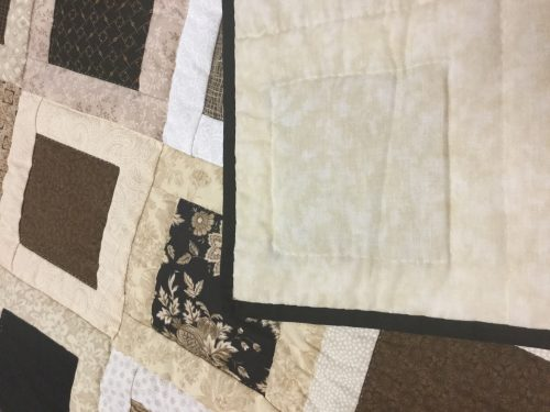 Square Dance Throw-Family Farm Handcrafts
