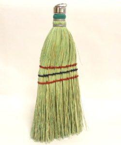 Handmade whisk broom