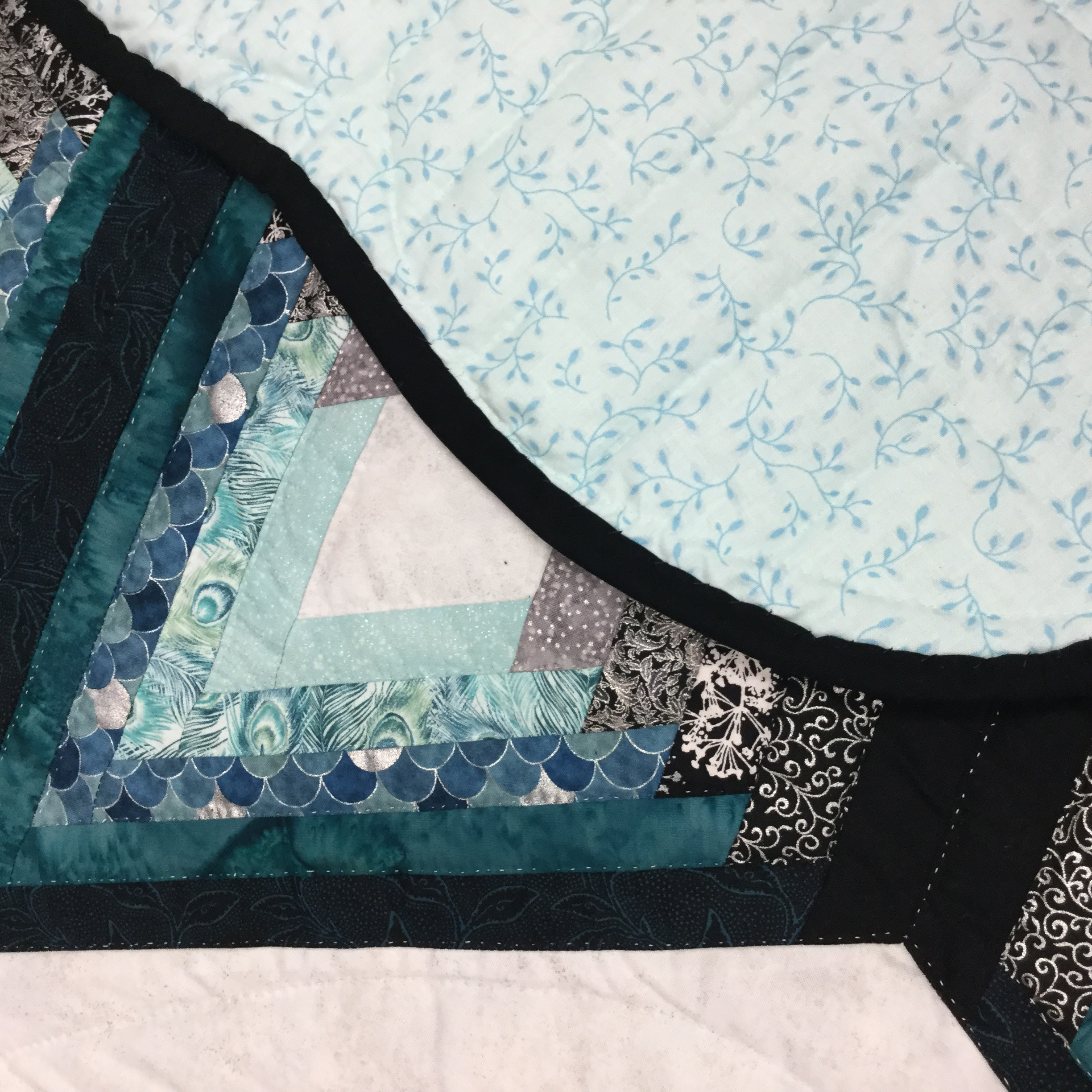 Chrysalis Star Quilt-Queen-Family Farm Handcrafts
