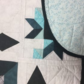 Taos Star Quilt-King-Family Farm Handcrafts