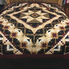 Eureka Quilt-King-Family Farm Handcrafts