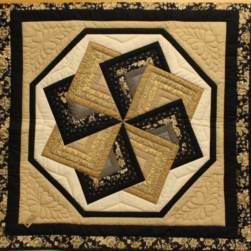 Spin Star Wall Hangings For Sale - Family Farm Quilts of Shady Maple