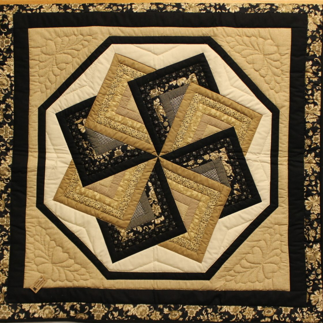 Wall Hanging for Sale | Spin Star Miniature Quilt | Family Farm Quilts : quilt with family pictures - Adamdwight.com