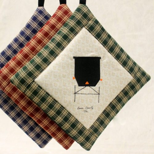 Amish Buggy Potholder
