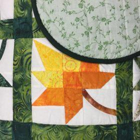 Autumn Splendor Quilt-Twin-Family Farm Handcrafts