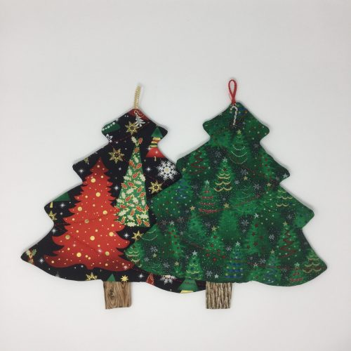 Christmas Tree Potholder-Family Farm Handcrafts
