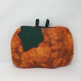 Pumpkin Pot Holder-Family Farm Handcrafts