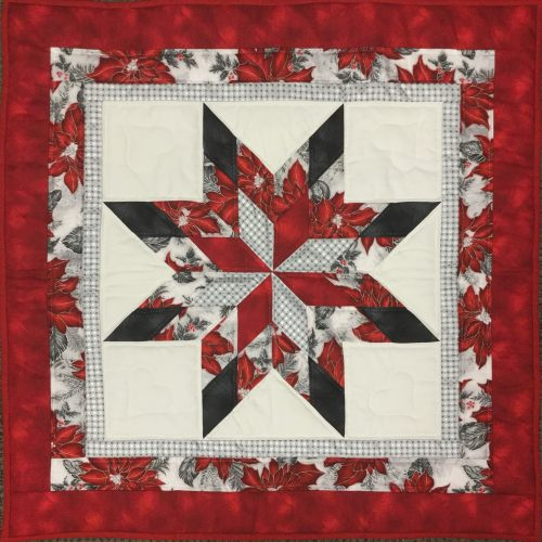 Lone Star Wall Hanging-Family Farm Handcrafts-Christmas