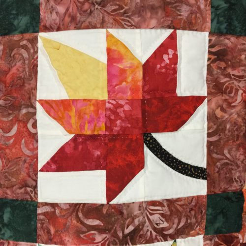 Autumn Splendor Quilt-Family Farm Handcrafts-Twin