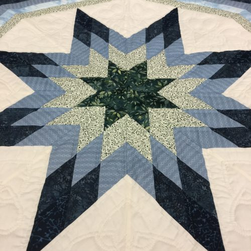Maryland Star Quilt-Queen-Family Farm Handcrafts