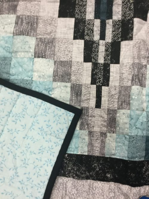 Argyle Throw Quilt-Family Farm Handcrafts