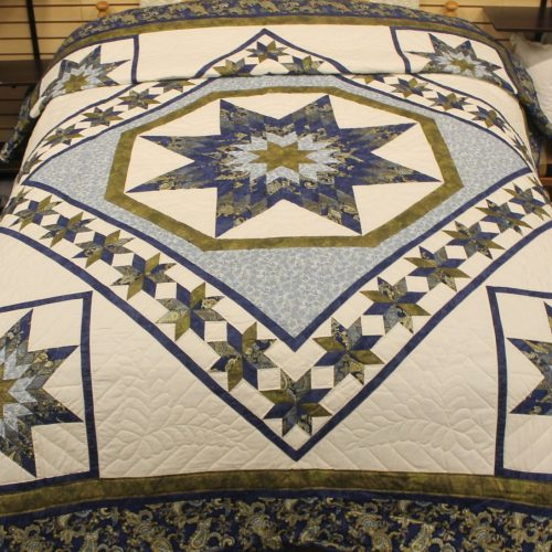 Lancaster Quilts- Twinkling Star Quilt