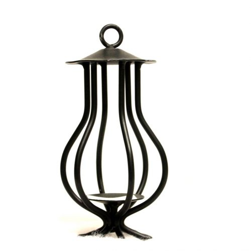 Tea light Lantern- Metal Craft small lantern