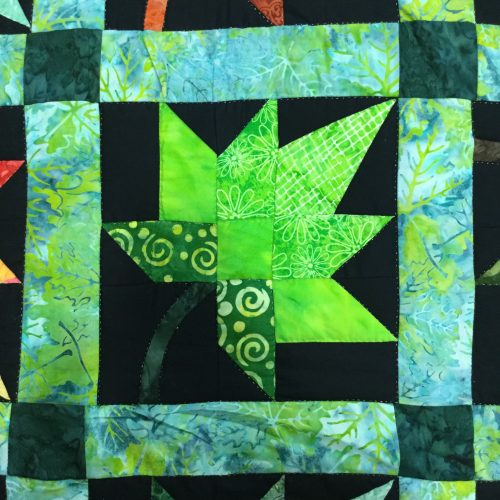 Autumn Splendor Quilt - Queen - Family Farm Handcrafts