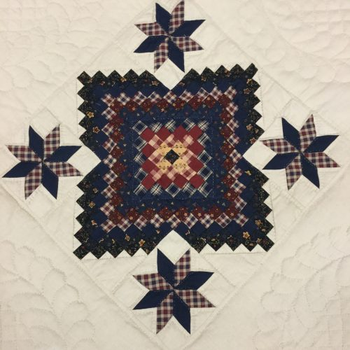 Lincoln Quilt - Queen - Family Farm Handcrafts
