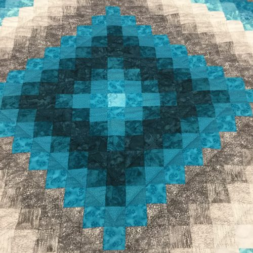 Midnight Trip Quilt - Queen - Family Farm Handcrafts