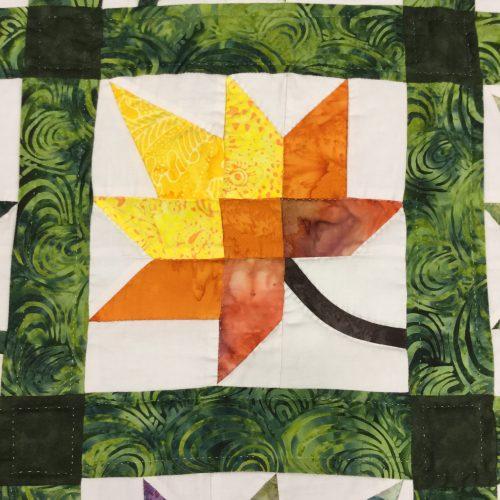 Autumn Splendor Quilt - King - Family Farm Handcrafts
