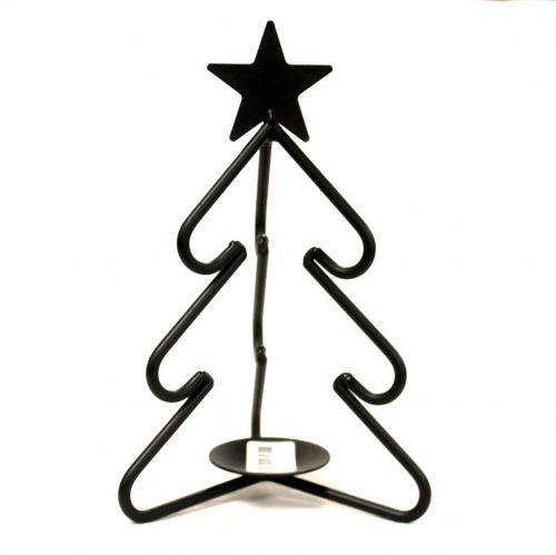 Christmas Tree Small Candle Holder