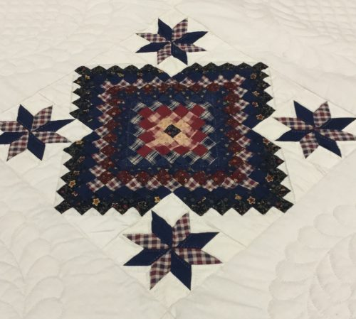Lincoln Quilt - King - Family Farm Handcrafts