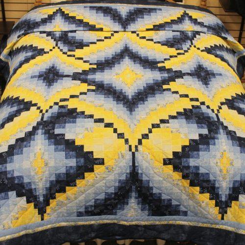 Diamond quilt - Diamond Jubilee quilt queen