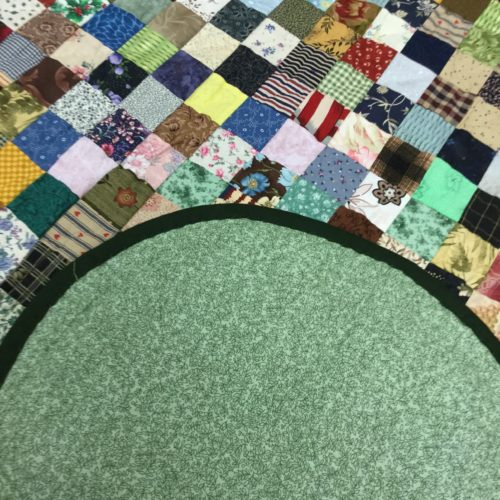 Granny Squares Quilt - King - Family Farm Handcrafts