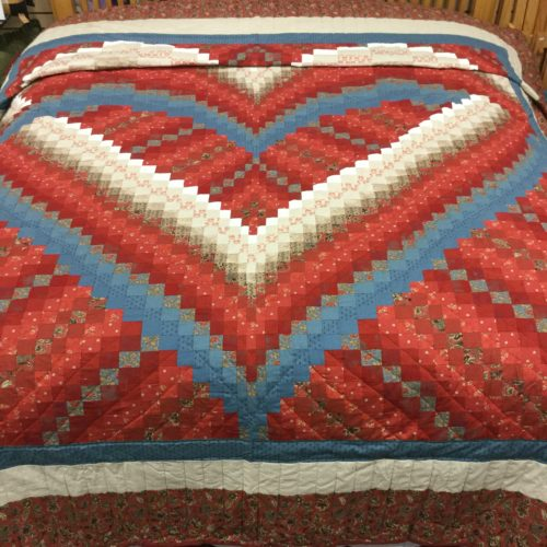 Love Within Quilt-King-Family Farm Handcrafts