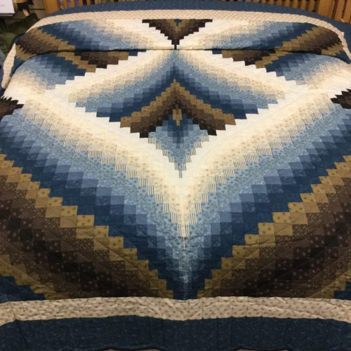 Northern Lights Quilt-King-Family Farm Handcrafts