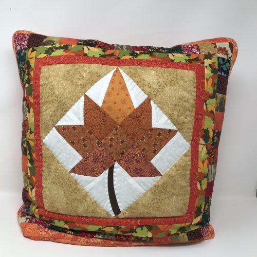 Autumn Splendor Quillow- Family Farm Handcrafts