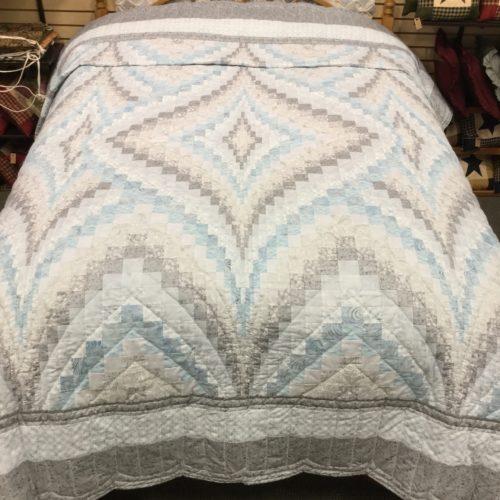 Argyle Quilts - Queen - Family Farm Handcrafts