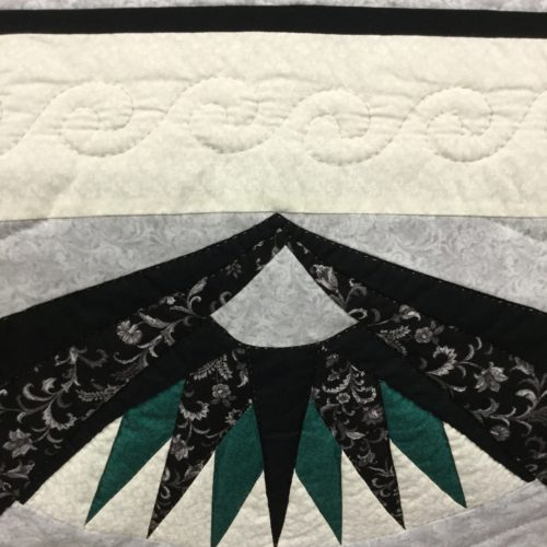 Mariner's Compass Quilts - Queen - Family Farm Handcrafts