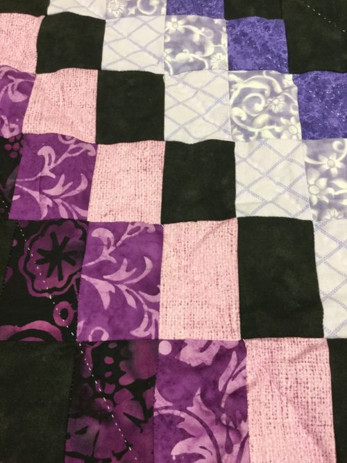 Allusion Quilt-King-Family Farm Handcrafts