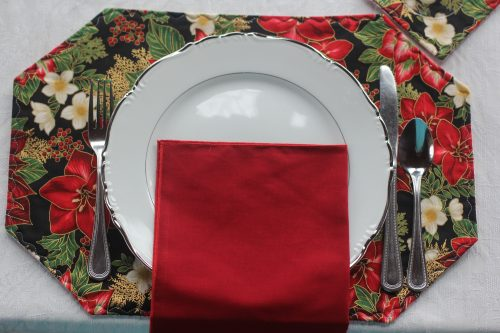Reversible Placemats-Family Farm Handcrafts