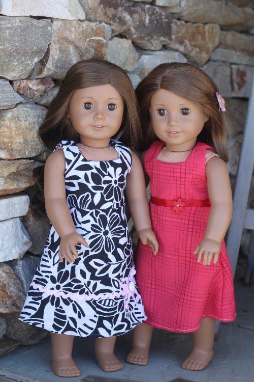 """18"""" Doll Jumper-Family Farm Handcrafts"""