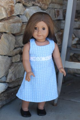 "18"" Doll Jumper-Family Farm Handcrafts"