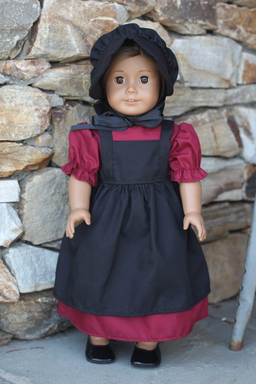 "Amish 18"" Doll Dress-Family Farm Handcrafts"