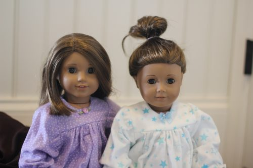 """18"""" Doll Nightgown-Family Farm Handcrafts"""