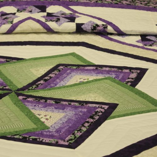 Spin Star Quilt