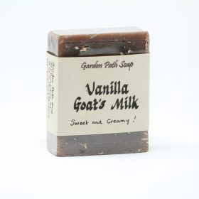 Vanilla Goat's Milk- Homemade Lye Soaps- Family Farm Handcrafts