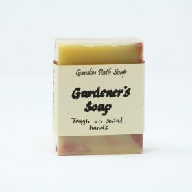 Gardener's Soap-Homemade Lye Soap-Family Farm Handcrafts
