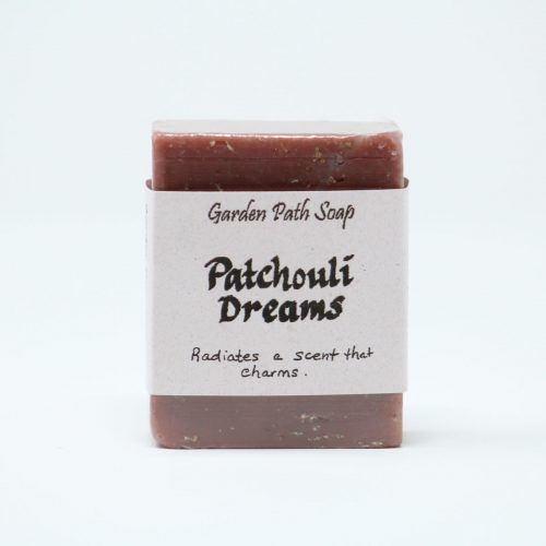 Patchouli Dreams- Homemade Lye Soaps- Family Farm Handcrafts