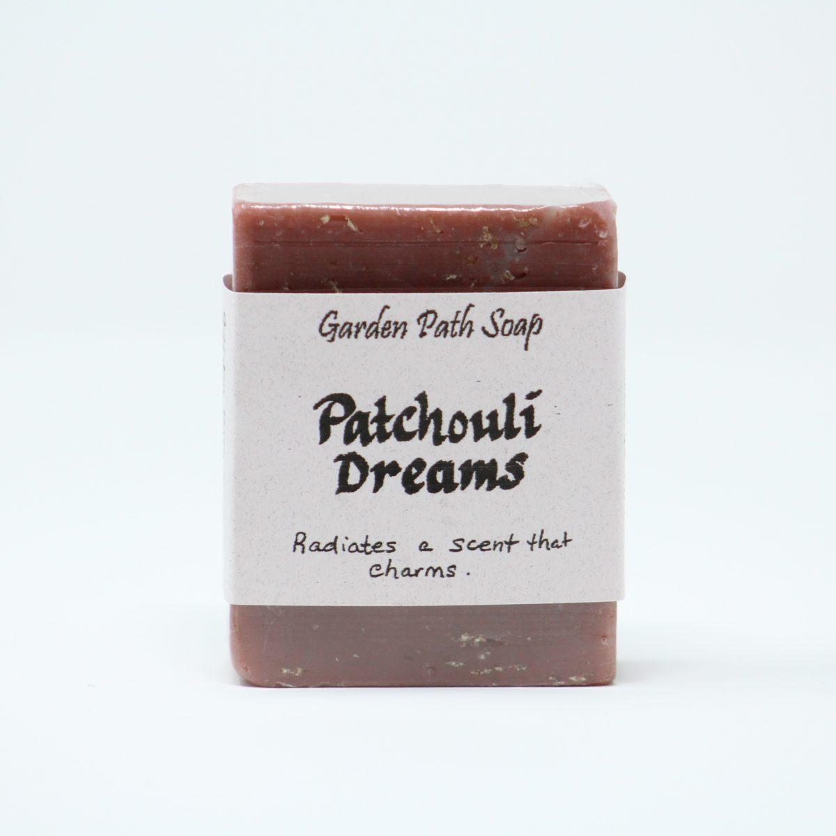 Patchouli Dreams- Homemade Lye Soaps- Family Farm Handcrafts