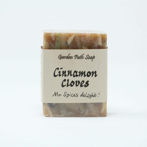 Cinnamon Cloves-Homemade Lye Soaps-Family Farm Handcrafts