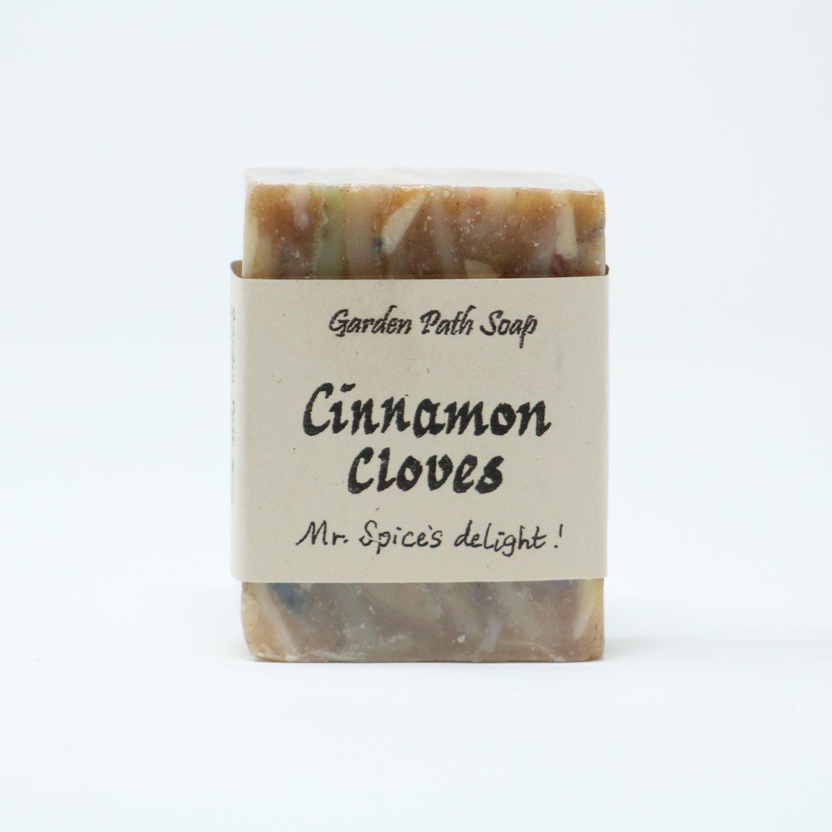 Cinnamon Cloves-Homemade Lye Soaps-Family Farm Handcrafts