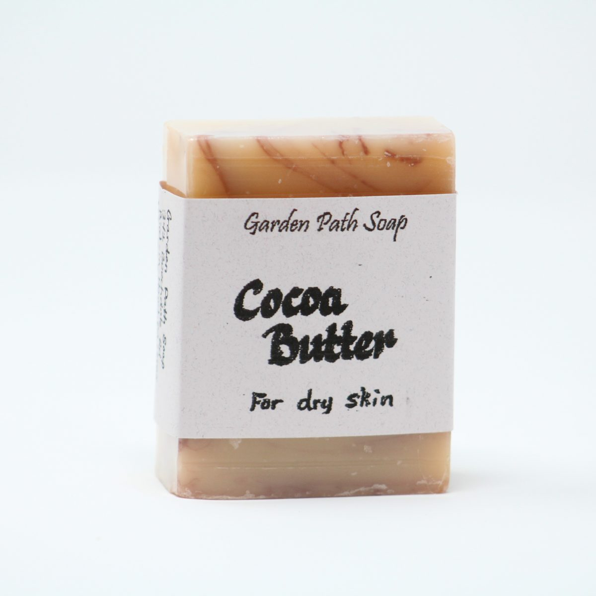 Cocoa Butter- Homemade Lye Soaps-Family Farm Handcrafts